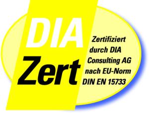 DIN-Zertifizierung