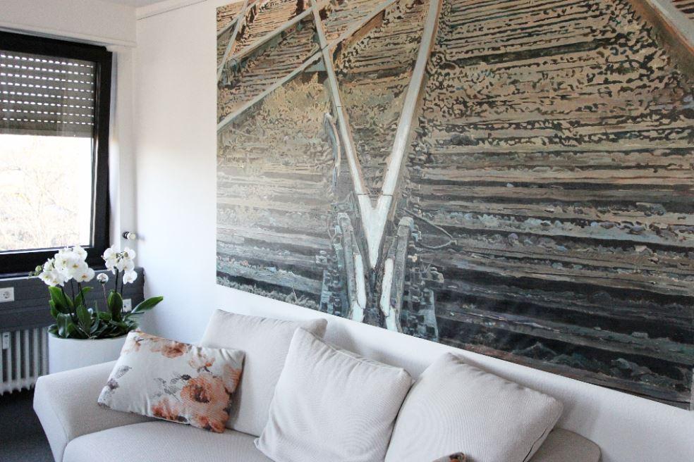 kunst im doppelpack. Black Bedroom Furniture Sets. Home Design Ideas